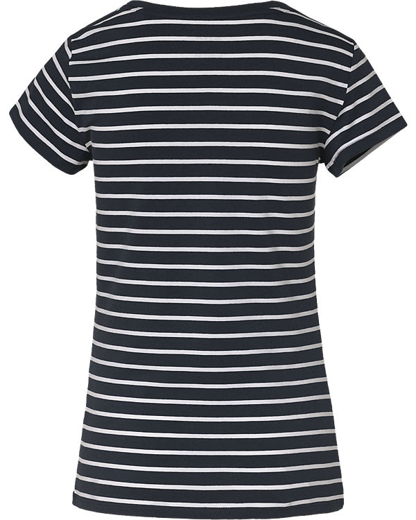 edc by ESPRIT T-Shirt dunkelblau