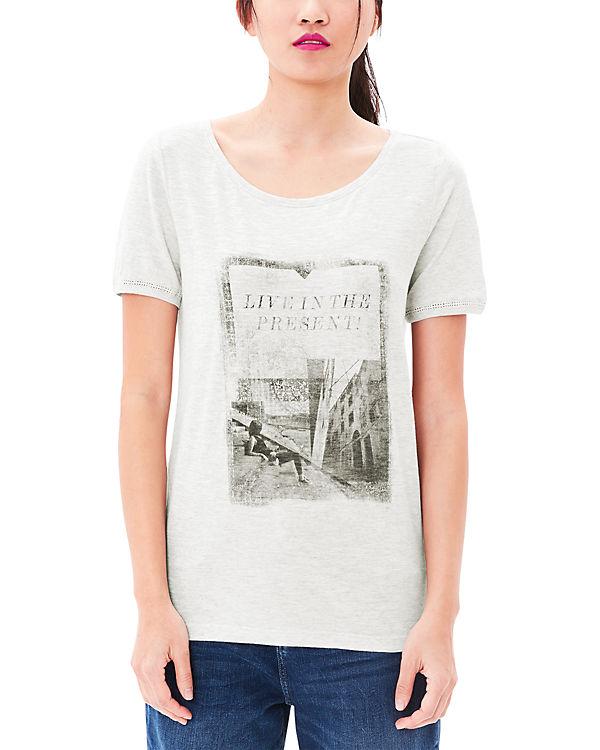 Shirt Oliver Oliver s s Shirt T s creme T creme Oliver UyIzyBw4q