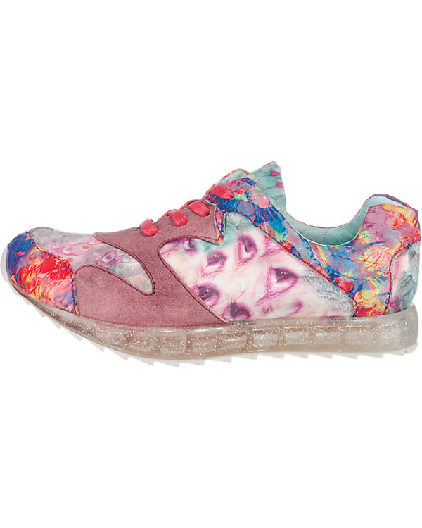 Laura Vita, Laura Vita Buzz mehrfarbig Sneakers, mehrfarbig Buzz 97b6b9
