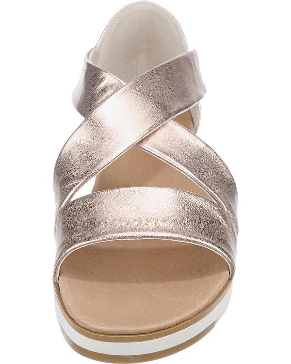SPM, SPM Pica Sandaletten, gold gold gold 1cf106