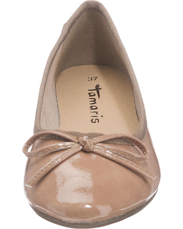 Tamaris Tamaris Crenna Ballerinas beige