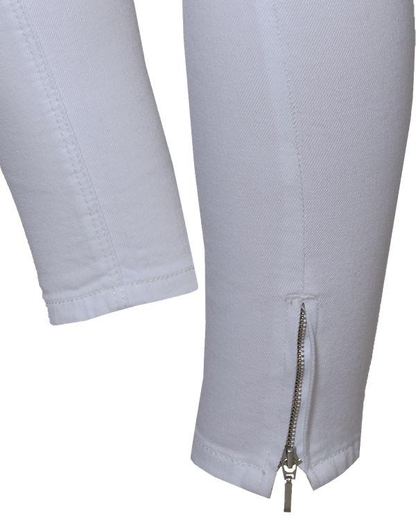 ONLY 7/8 Jeans Skinny weiß