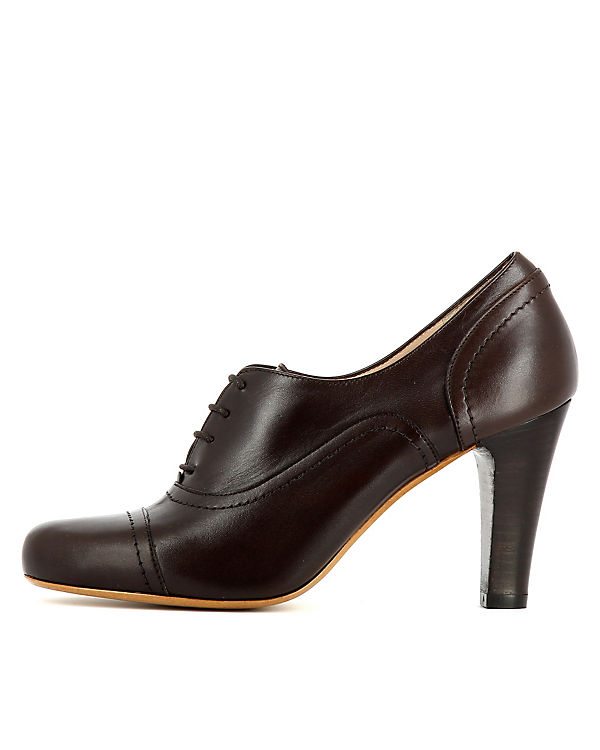 Shoes Evita Pumps Evita dunkelbraun Shoes 1wHwqYO