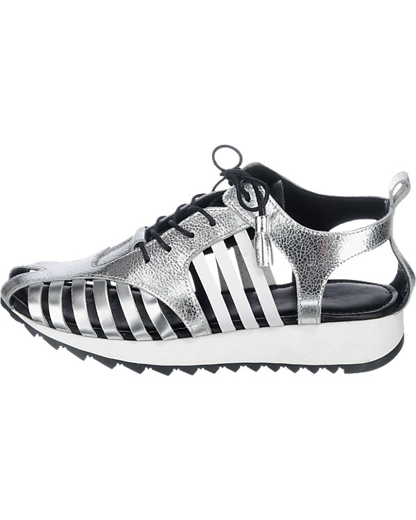 Lisa TUCCI Sneakers LISA Tucci silber Xx5vqwg