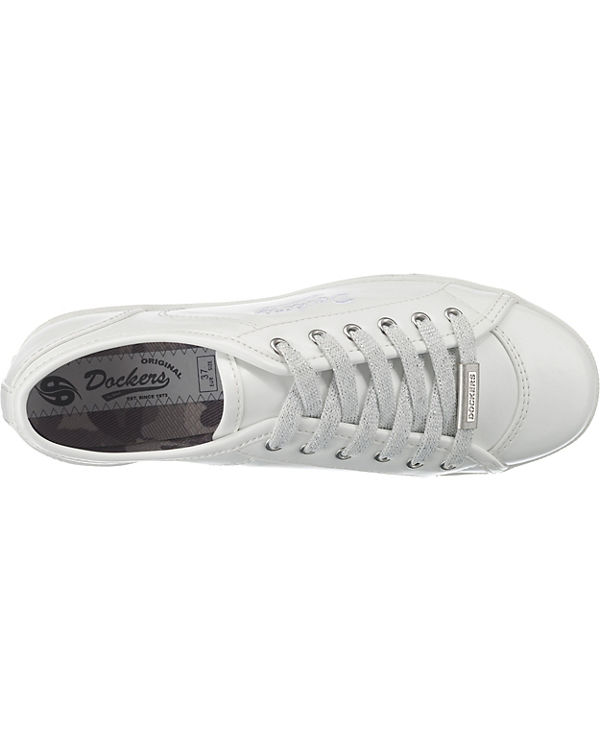 by Low Dockers weiß Gerli Sneakers TOwOdq6P