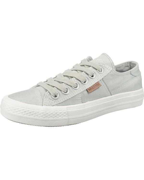 Sneakers Gerli by Dockers Low hellblau w1EnqxnCz