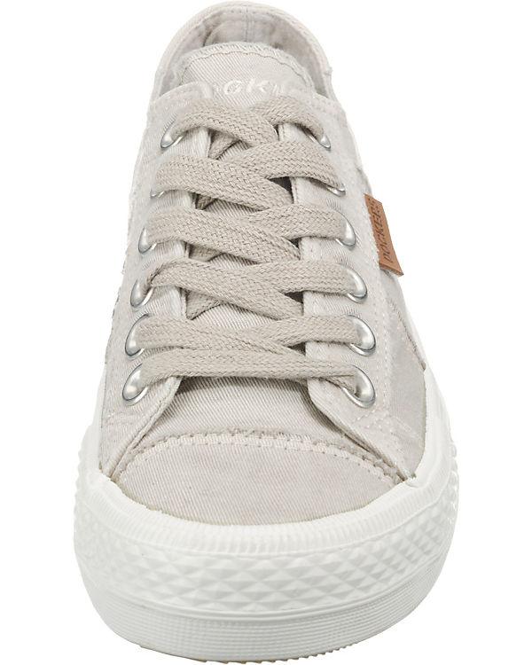 Dockers by Gerli, Sneakers Low, grau grau Low, 04960d
