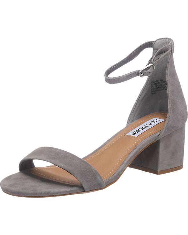 grau Sandaletten MADDEN sandal Irenee STEVE qTwIZ6XZ