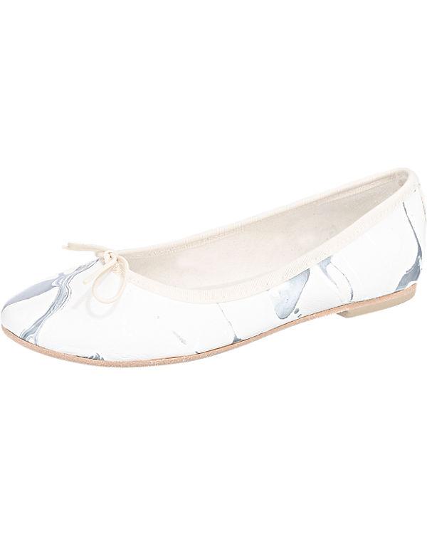 Zonacentro Zonacentro Ballerinas weiß Modell 1