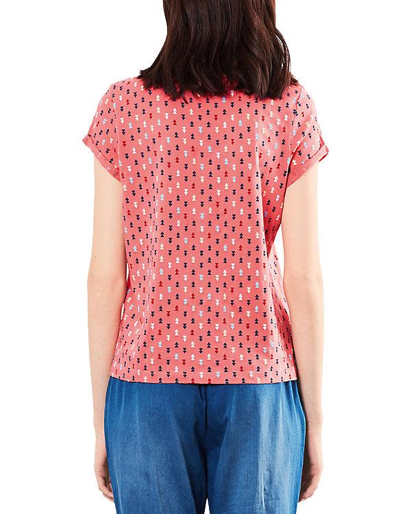 Q/S T-Shirt orange