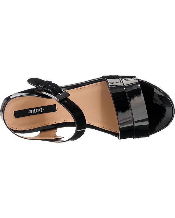 MTNG MTNG Hawai Sandaletten schwarz