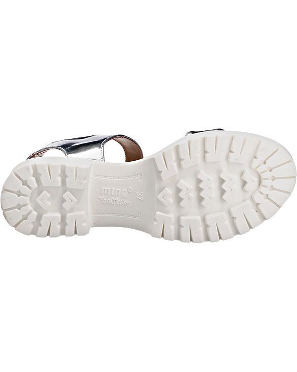 MTNG MTNG Plex Sandaletten silber