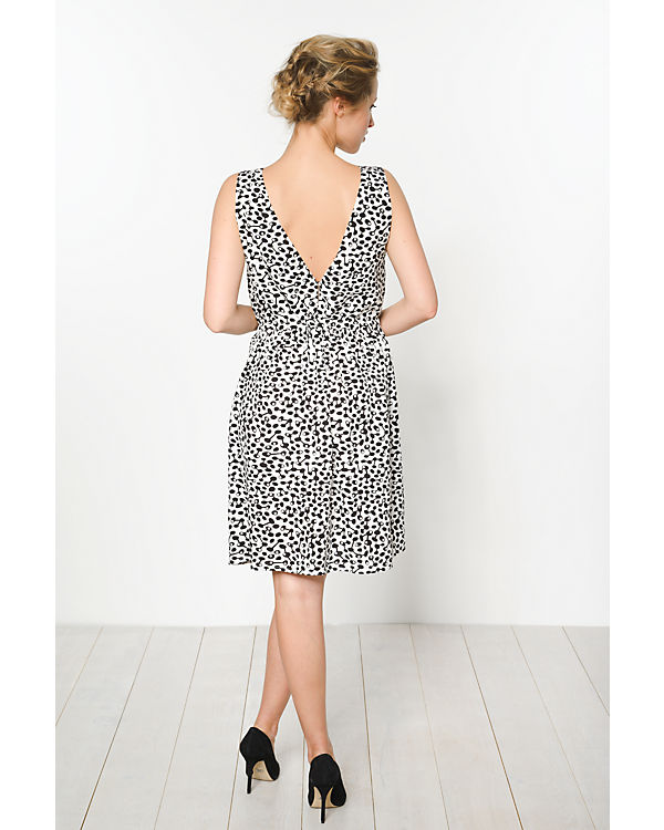 weiß nümph nümph Kleid schwarz Kleid weiß weiß schwarz nümph schwarz schwarz nümph weiß Kleid schwarz Kleid nümph Kleid 60wqA6r7