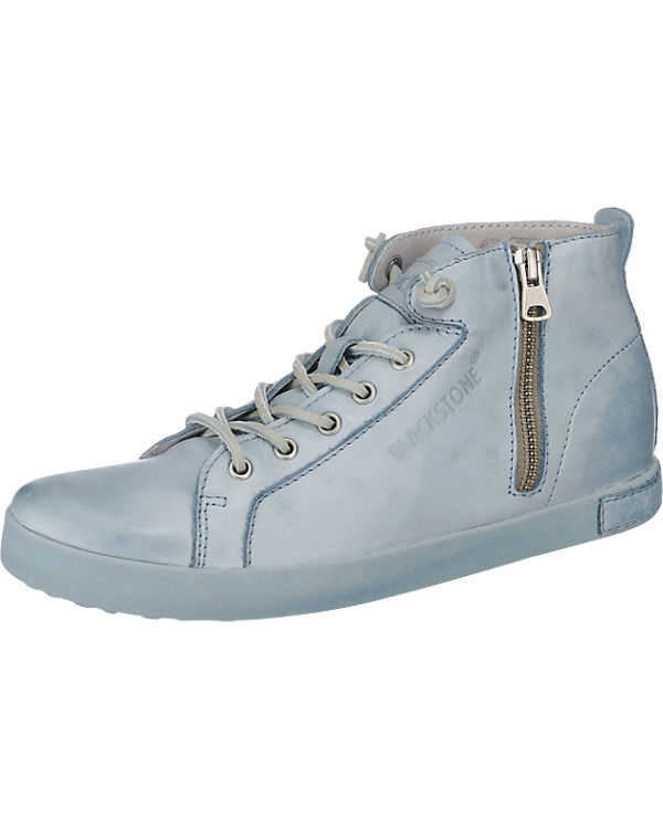Blackstone Blackstone Sneakers hellblau
