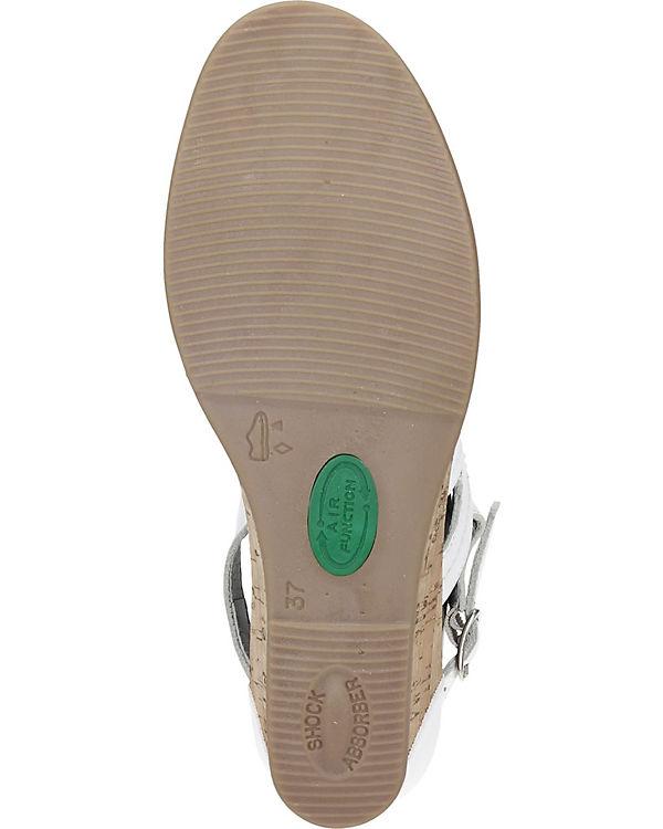 Sandaletten Comfortabel weiß Comfortabel Sandaletten Comfortabel kombi Comfortabel kombi Comfortabel Comfortabel weiß xw1YO7q8f