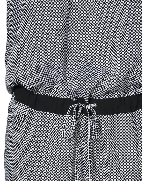 ESPRIT BODYWEAR Jumpsuit Carolina Beach schwarz/weiß