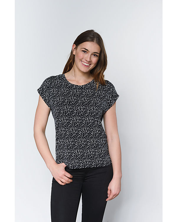 fransa T-Shirt schwarz