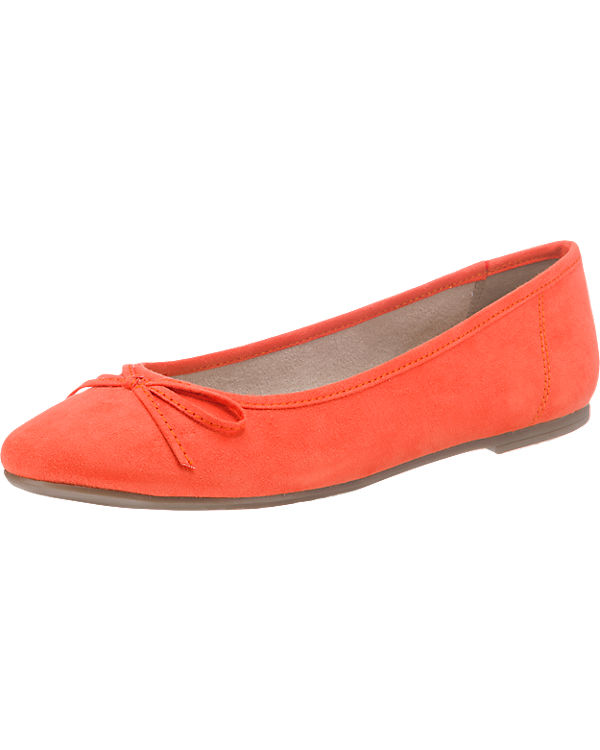 Tamaris Tamaris Crenna Ballerinas orange