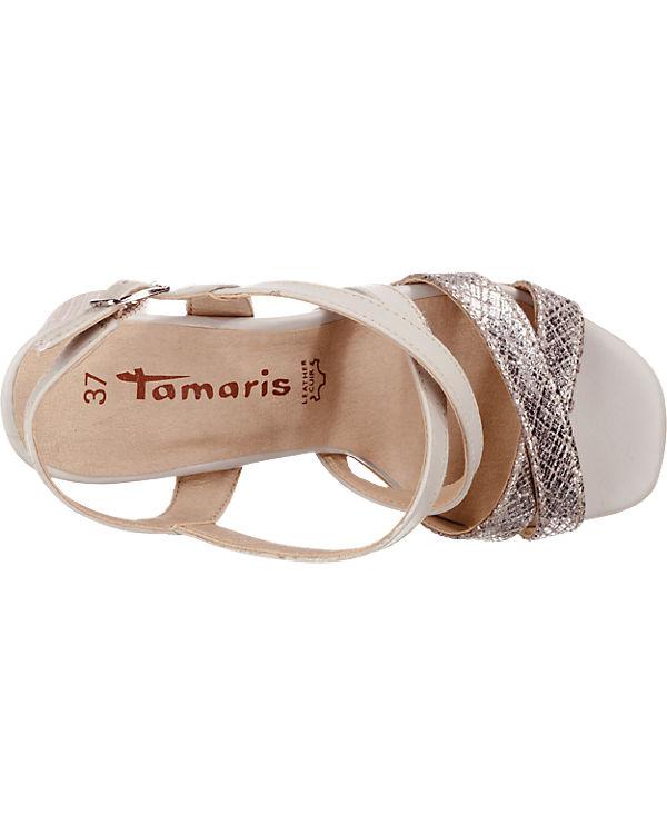 Tamaris Tamaris Lisanna Sandaletten hellgrau