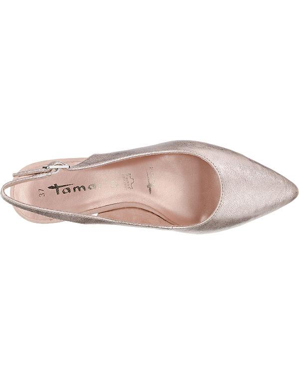 Tamaris Tamaris Fatsia Pumps rosa