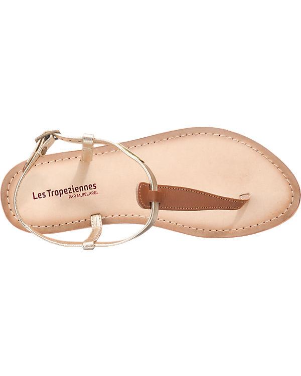 LES TROPEZIENNES Les Tropéziennes Narvil Sandaletten gold