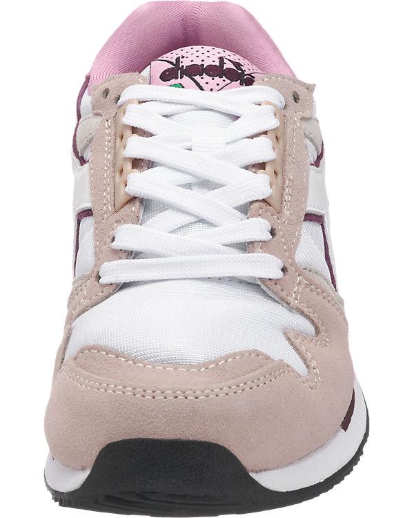 II mehrfarbig c Nyl I Diadora 4000 Sneakers Diadora 0XAqw4nn