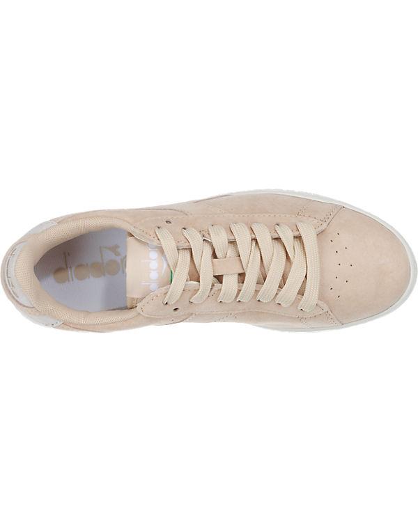 Diadora, Diadora, Diadora, Diadora Game Low S Sneakers, beige 58cc78