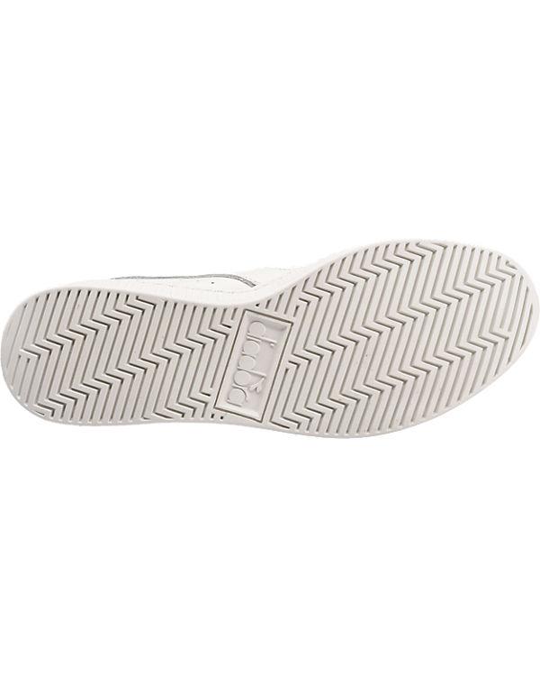 Diadora Diadora Game L Low Mirror Sneakers weiß