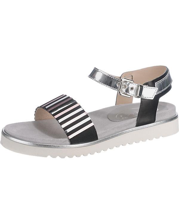 Tine's Tine's Sandaletten schwarz
