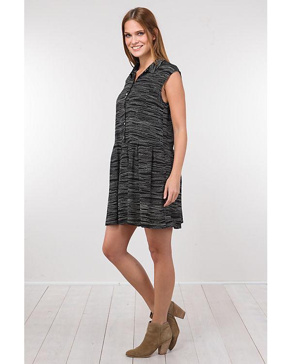 nümph Kleid schwarz