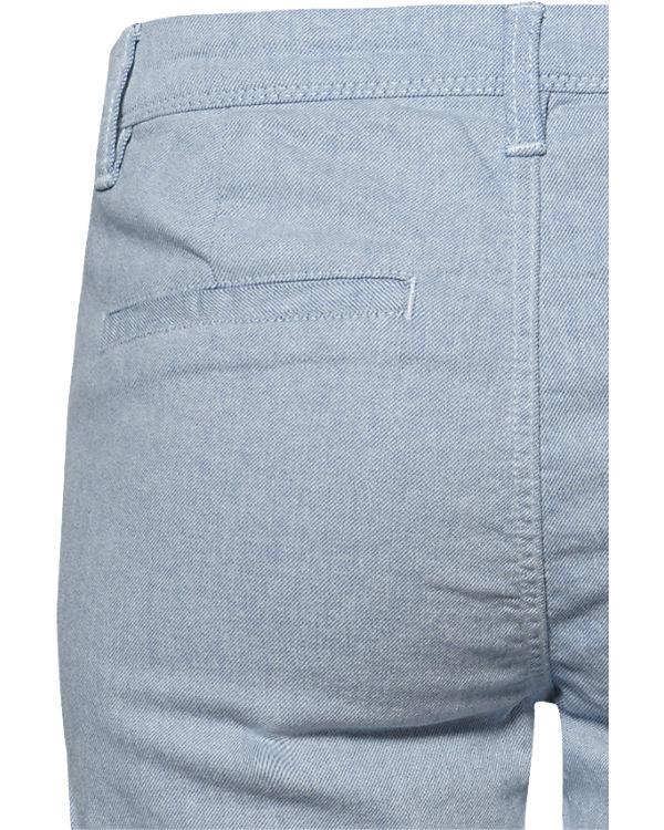 ICHI ICHI blau Shorts Shorts pRqSCT0
