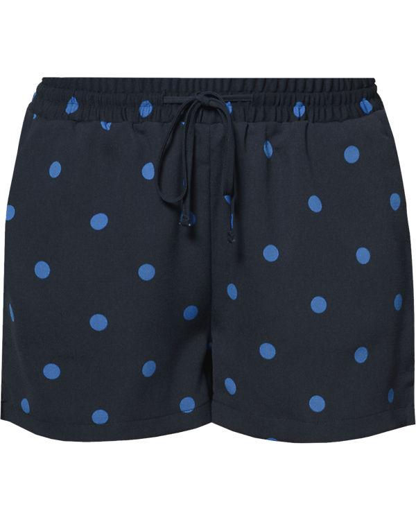 ICHI Shorts blau