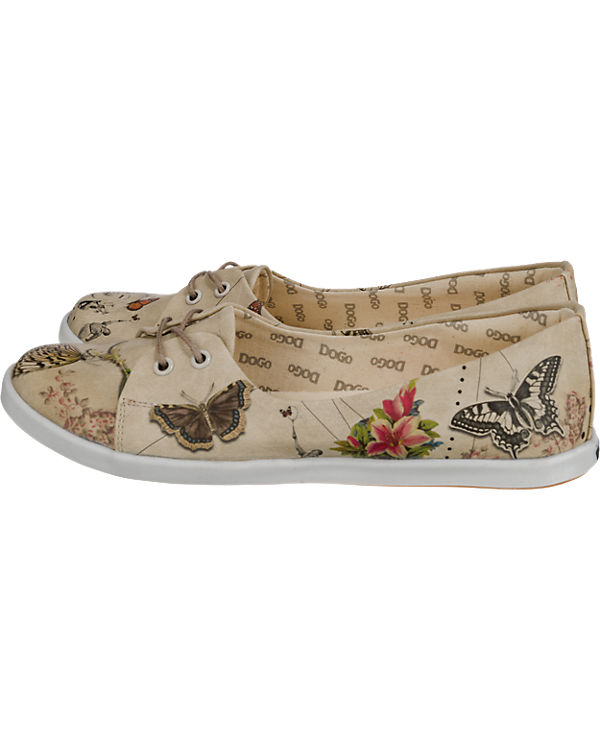 Dogo Shoes Dogo Shoes Marilyn With Butterflies Sneakers mehrfarbig