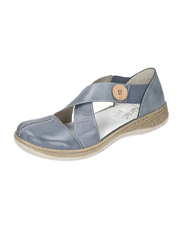 rieker rieker Sandalen blau