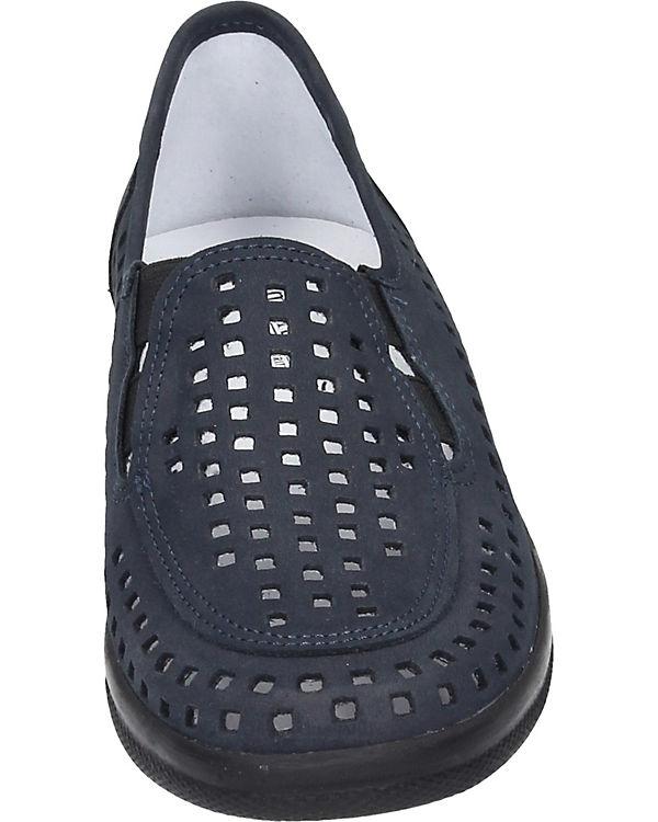 Comfortabel Comfortabel Slipper blau
