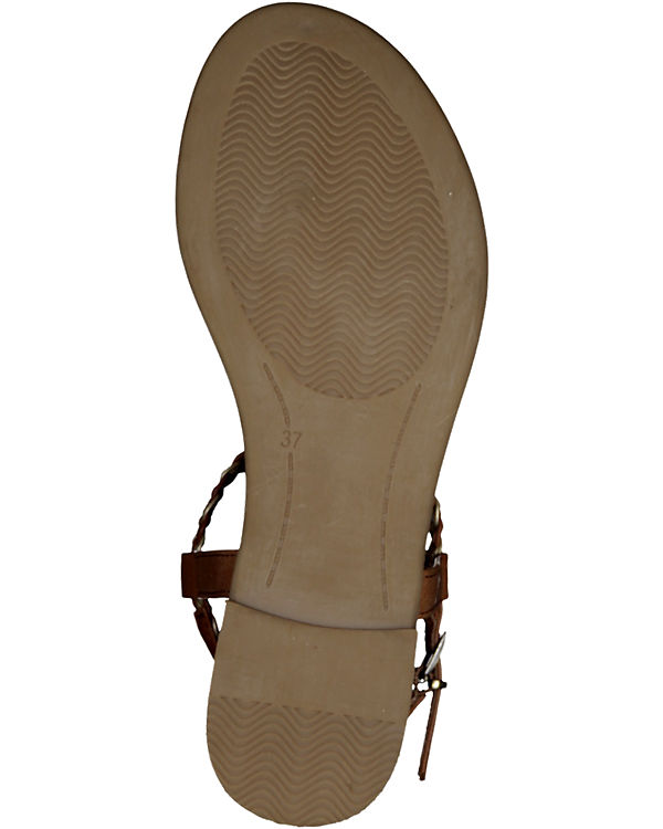 MARCO TOZZI MARCO TOZZI Calo Sandaletten braun