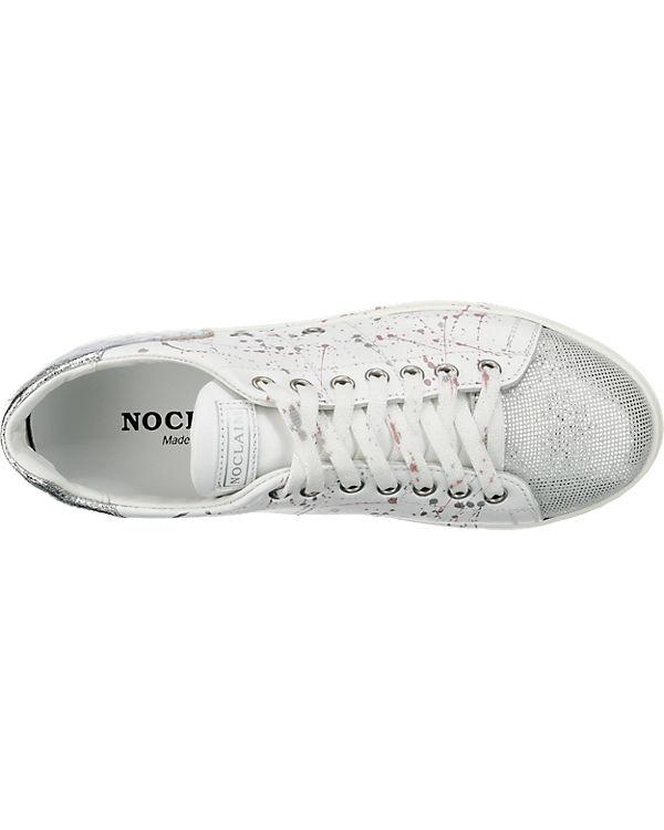 Noclaim NoClaim Well Sneakers weiß-kombi