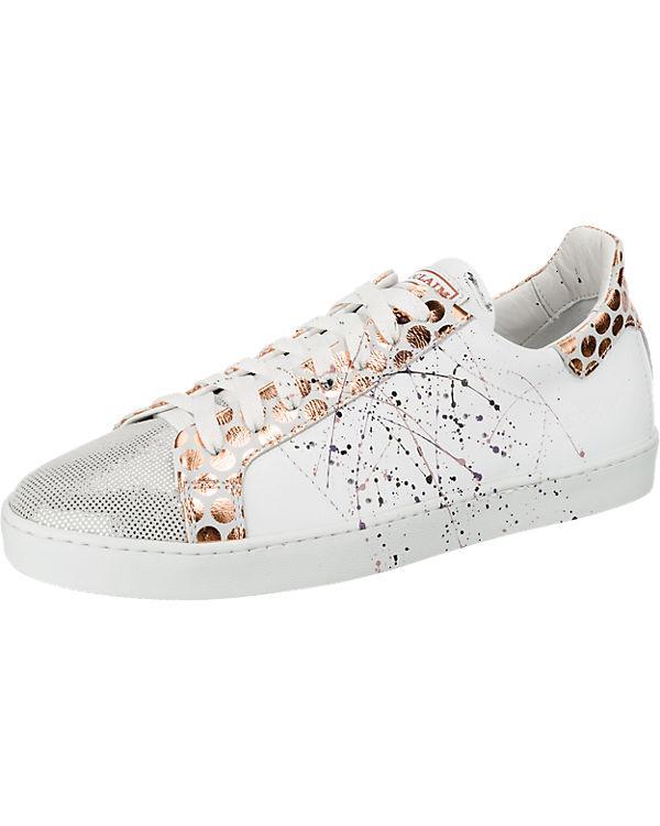 Noclaim NoClaim Mia Sneakers weiß-kombi