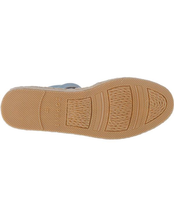 ESPRIT ESPRIT Ines Sandaletten blau