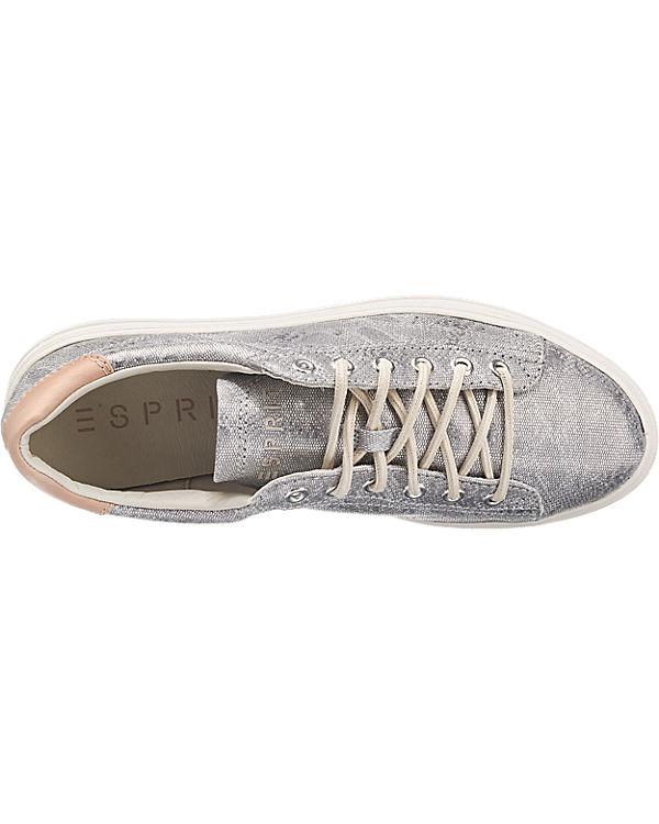 ESPRIT ESPRIT Sidney Sneakers silber