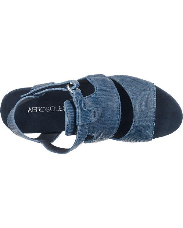 Aerosoles Aerosoles Sandaletten blau