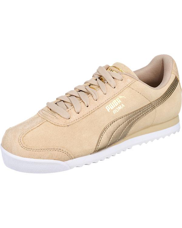 PUMA PUMA Roma Classic Met Safari Sneakers beige-kombi