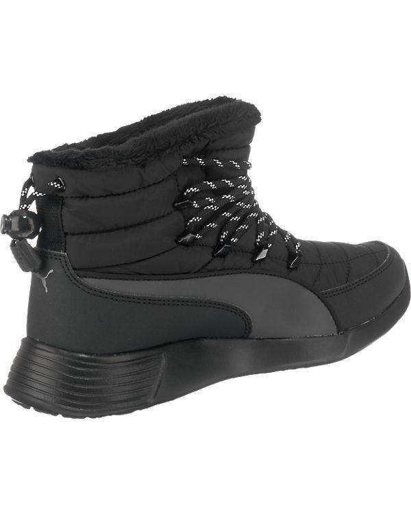 PUMA PUMA St Winter Boot Stiefeletten schwarz