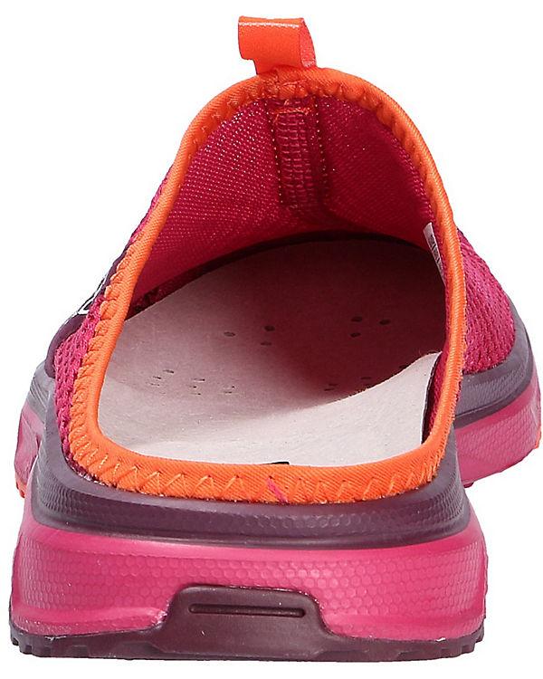 Salomon Salomon RX SLIDE offene Schuhe rot