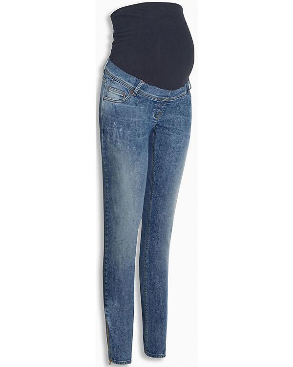 next Umstandsjeans skinny blau