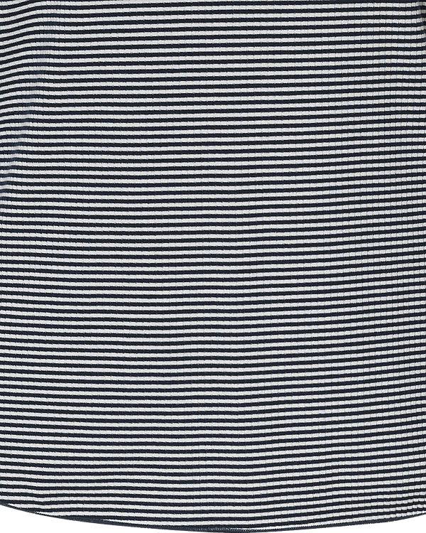 VERO MODA T-Shirt blau/weiß