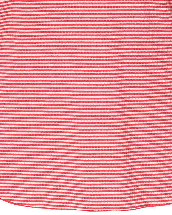 VERO MODA T-Shirt rot/weiß