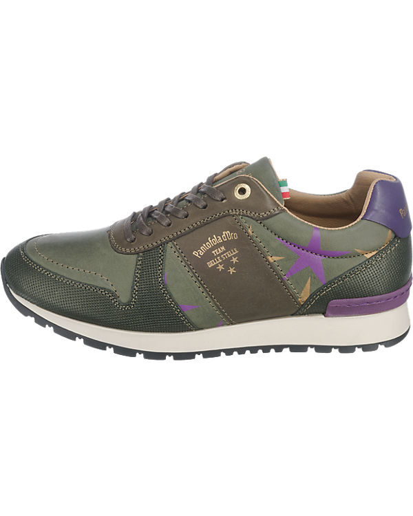 Pantofola d'Oro, Pantofola d'Oro Sneakers, Teramo Stelle Donne Low Sneakers, d'Oro grün e57ad3