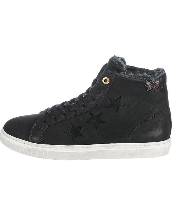 Pantofola d'Oro Pantofola d'Oro Anna Donna Fur Mid Sneakers schwarz