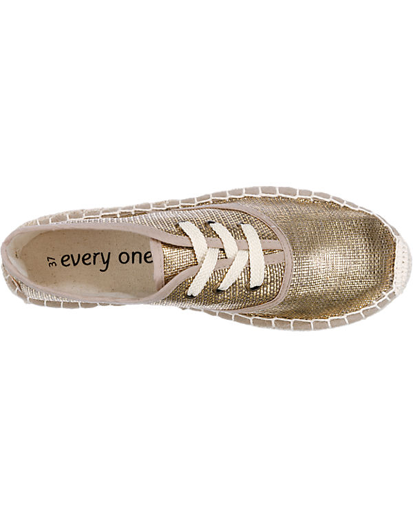 one every every Halbschuhe one gold EqqrF4Ox